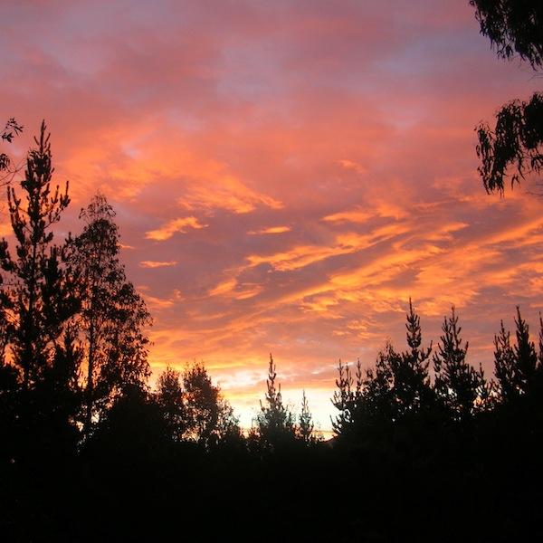 Und wieder lockt … einer der schönsten Sonnenuntergänge des Landes. Oder habe ich das schon mal gesagt?