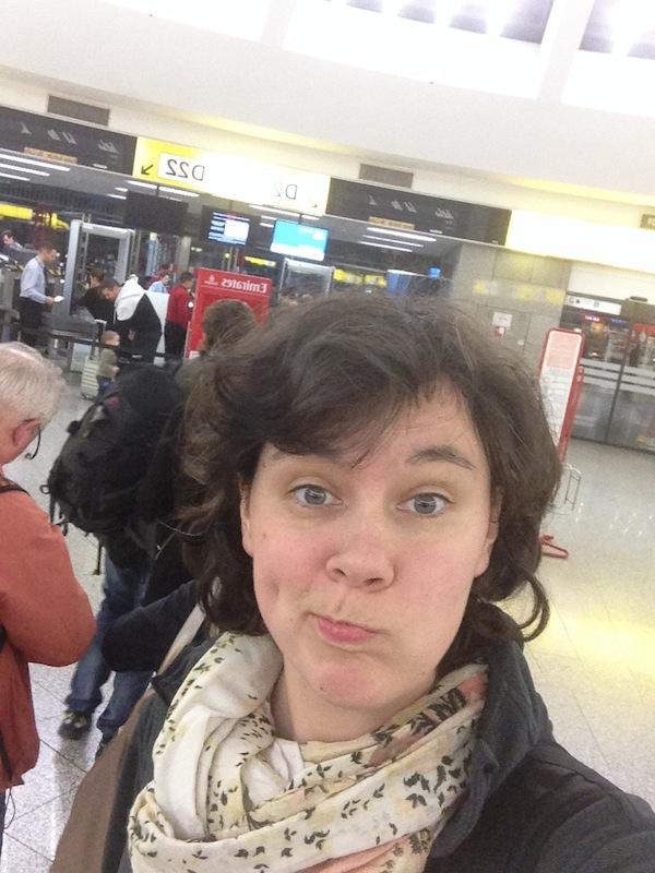 Auf nach Neuseeland - mit fünf Stunden Stopover in Dubai. / Foto: Anna Zell