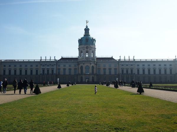 ... inklusive Schlossbesichtigung, die sich samt Audio-Guide und vielen Informationen zur (Kunst)Geschichte des Schlosses auch wirklich lohnt ...