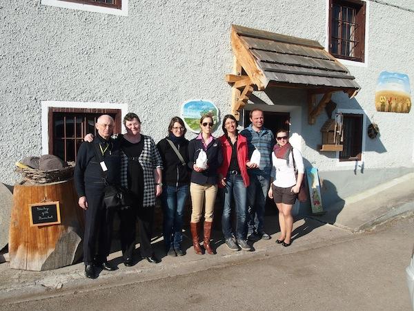 Vielen Dank für die herrliche Gastfreundschaft in der Fuchsmühle Anthering!
