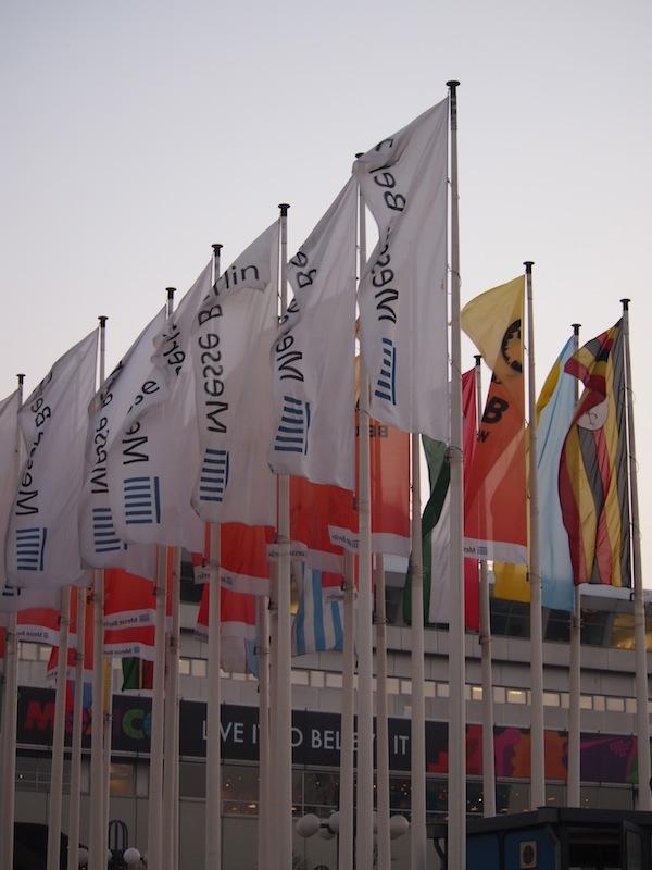 Los geht's: Die größte Tourismusmesse der Welt am ICC Messezentrum Berlin beeindruckt jedes Jahr aufs Neue.