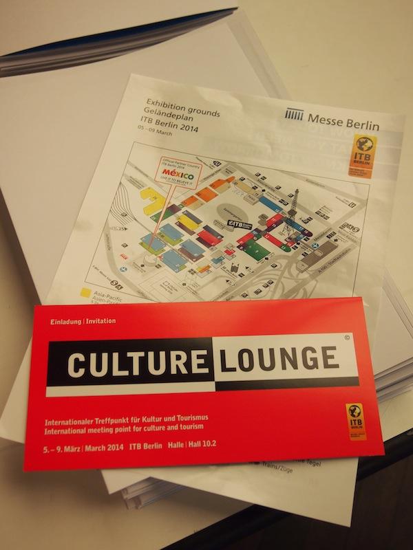"""Die ITB Culture Lounge bringt renommierte Experten & Vortragende rund um das Thema """"Kulturtourismus"""" zusammen."""