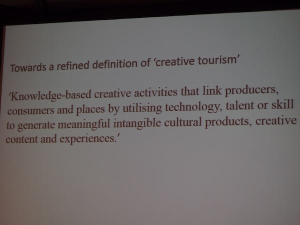 """Die internationale Definition von """"Creative Tourism"""" entwickelt sich genauso wie das Phänomen selbst, ständig weiter."""