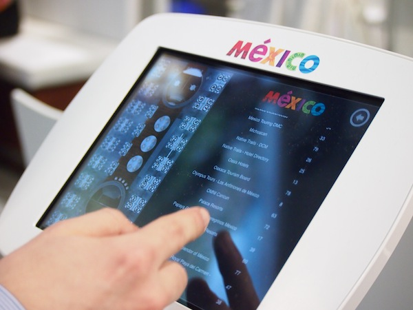 Recherchieren auf der ITB Berlin: Das Partnerland Mexiko bietet dafür ein eigenes, virtuelles Ausstellerverzeichnis an.