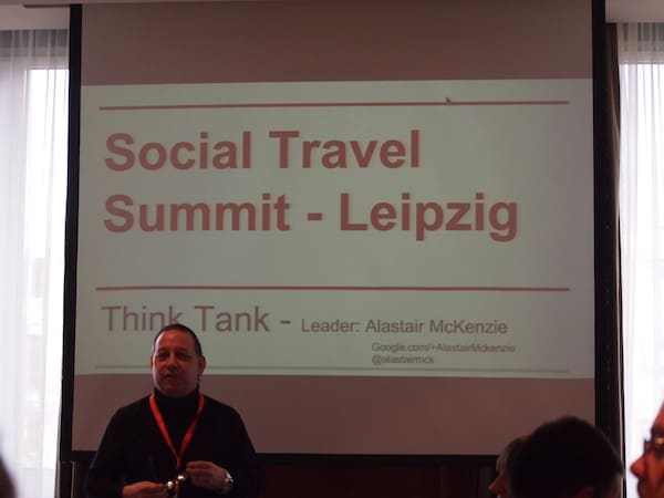 Alastair McKenzie kicks off the Think Tank session in the afternoon of Summit Day 1, with the aim of presenting the interim results of the discussion on the second day before producing a report / whitepaper about its outcomes.