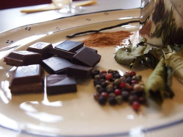 ... oder habt Ihr lieber Lust auf Schokolade- und Vanille-Aormen?