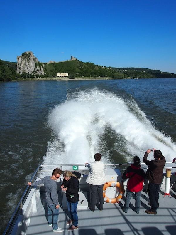 Bye bye Slowakei: Schön war's dank des einfach zu organisierenden Tagesausfluges mit dem TwinCityLiner!