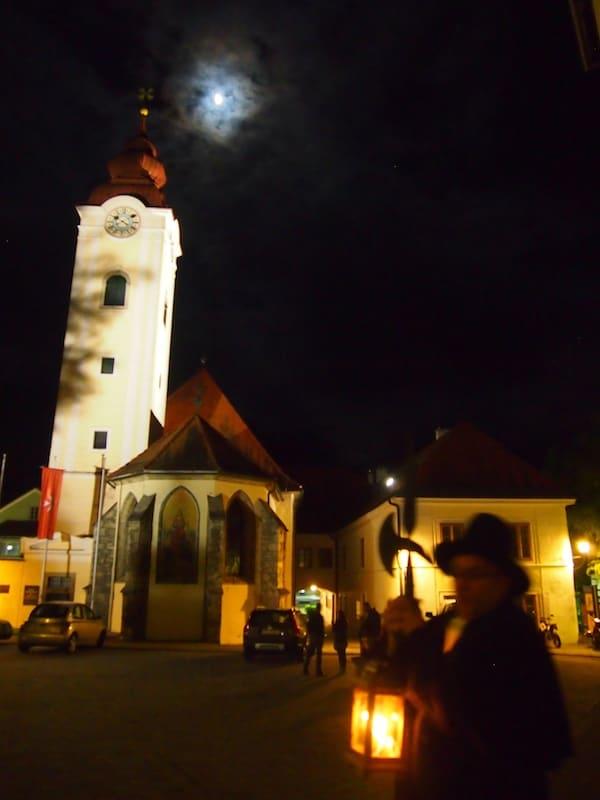 Rainer hat es wirklich drauf: Vielen Dank für den großartigen Einblick in eine faszinierende Geschichte Waidhofens!