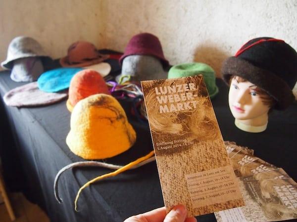 Und sammeln, so wie ich, bereits Ideen für den nächsten kreativen Ausflug in die Region: Lunzer Webermarkt am 1. August 2014! Du kommst doch mit, nicht wahr liebe Gudrun? ;)