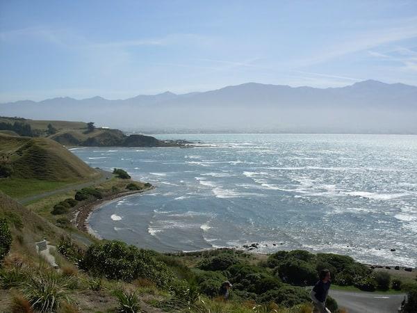 ... kann Geist und Seele baumeln lassen. An den herrlichen Coastal Walk werde ich mich noch lange erinnern können.