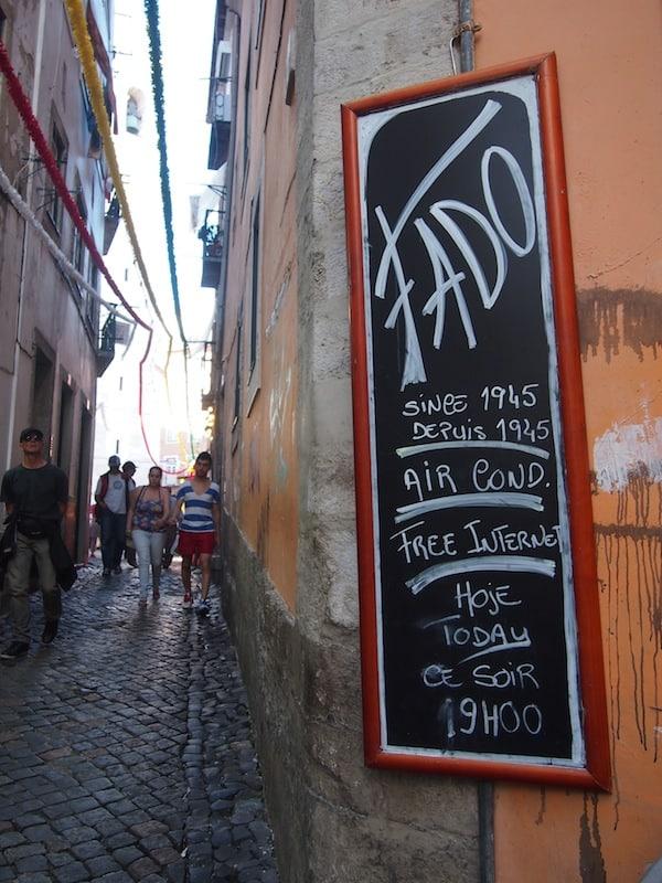 ... hin zu echten Lokaltipps im Barrio Alfama von Lissabon.