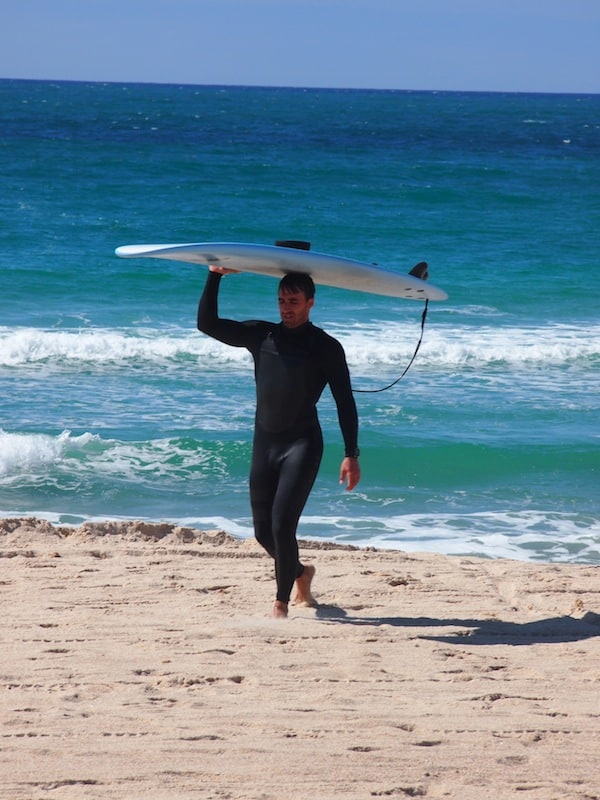 Thank you, dear Marco, for your on-going support during our days at your surf camp in Portugal!