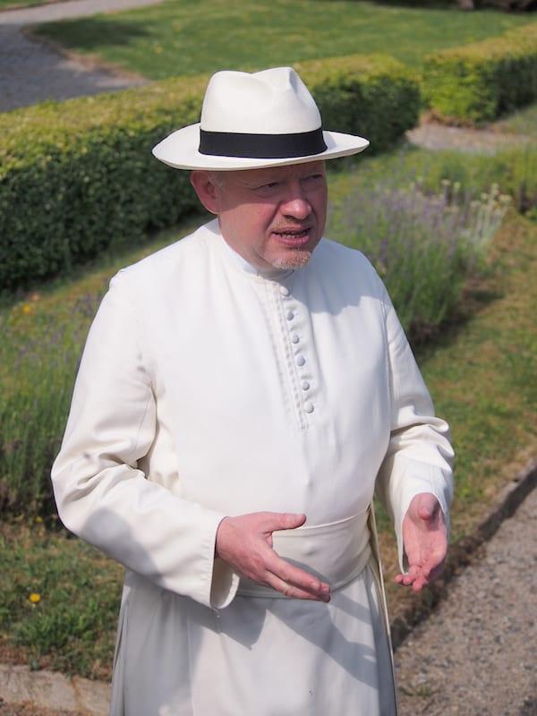 Kräuterpfarrer Prior Benedikt Felsinger ...