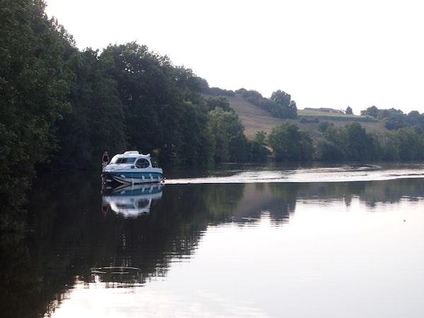 Die Magie unserer Reise mit dem Hausboot ...