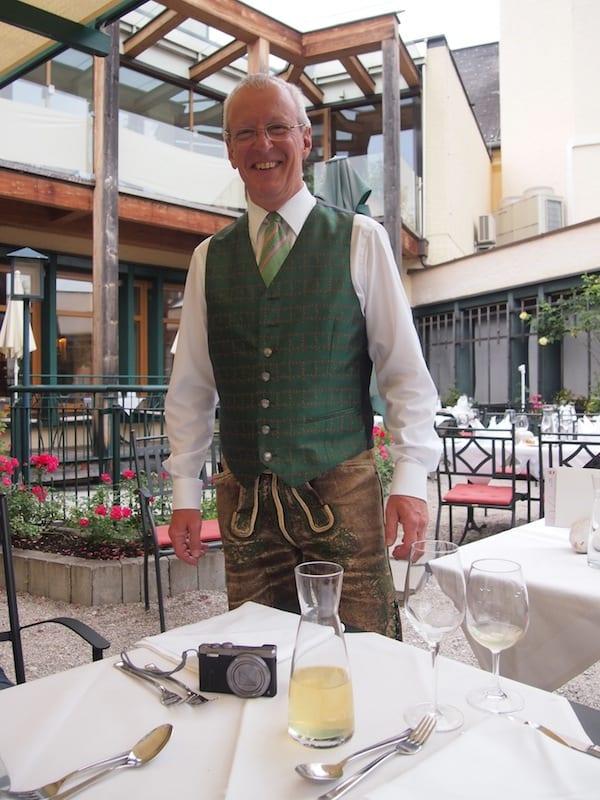 Das Gute am Standort Hotel Erzherzog Johann für unsere Kreativ-Reise ist, dass einem überall freundliche und herzliche Mitarbeiter begegnen.!