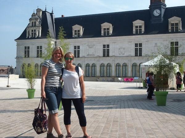 Wir sagen DANKE für eine großartige Reise, liebe Monique, liebe Monika, lieber Petar, lieber Jörg, liebe Laurel! Und freuen uns schon auf den nächsten Sommer in Frankreich ... ? :)