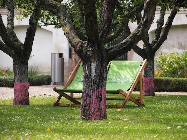 Der Besuch der Gärten auf Burg Schallaburg ist ebenfalls ein Muss.
