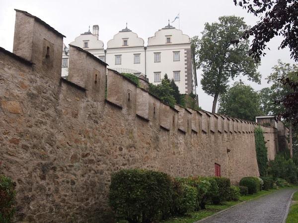In Weitra lohnt weiters der Besuch des Schloss Weitra.