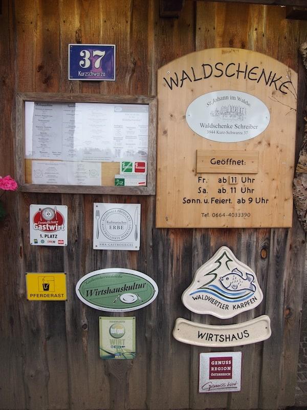 Zu Recht wissen viele Gäste Doris' Waldschenke zu schätzen.