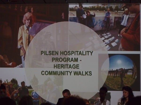 One of the places whose presentation really makes me want to go & explore more in terms of local storytelling is ... the city of Pilsen in the Czech Republic, European Culture Capital in the year 2015!