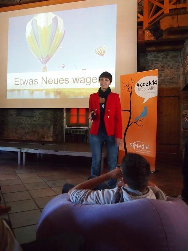 (Den Mut haben), Neue Wege zu gehen: Auch darum geht es bei einem unüblichen Tourismus-Konferenz-Format wie dem bereits seit 2008 stattfindenden CastleCamp hier in Kaprun.