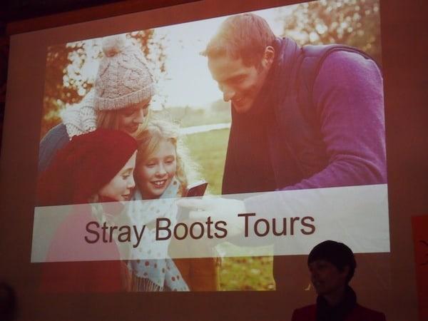 """Einer der größten Vorteile dieses Camps: Freie Assoziation rund um die Themen Tourismus, Social Media & PR bringen anregende """"Quer-Beispiele"""" aus vielen Branchen und Dimensionen."""