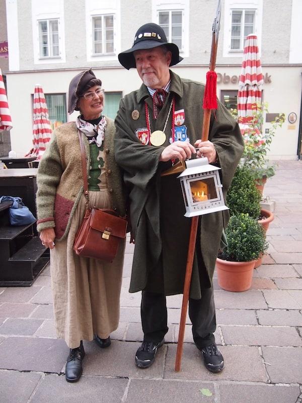 ... wir sagen DANKE für einen unvergesslichen Besuch & Einblick in die Historie der weltberühmten Kulturhauptstadt Salzburg!