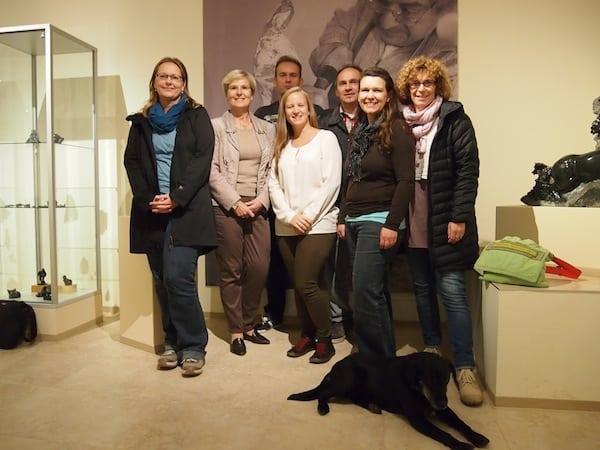 Danke für den tollen Besuch hier im Felsenmuseum Bernstein!