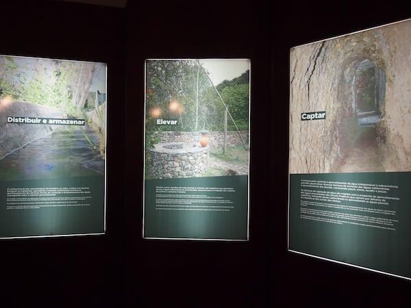 Wasser kommt in dieser trockenen Gegend hier im Süden Portugals eine besondere Bedeutung zu, wie das Dorfmuseum für Ökologie und Wasserwirtschaft eindrucksvoll zeigt.