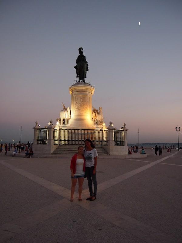 Dieser zieht mich wieder & wieder in seinen Bann, bin ich doch nun bereits zum dritten Mal hier zu Gast in der portugiesischen Hauptstadt.