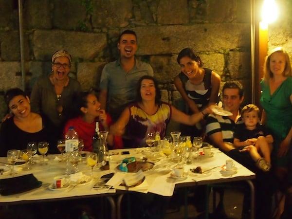 Einfach. Besonders. Meinen 31. Geburtstag in Porto mit diesen lieben Menschen verbringen zu dürfen ...