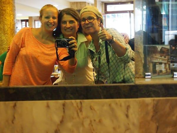 """Blogger unter sich: Unterwegs in der Stadt Porto mit Rita Branco & Sara Dias - beim """"Selfiegrafieren"""" natürlich ..."""
