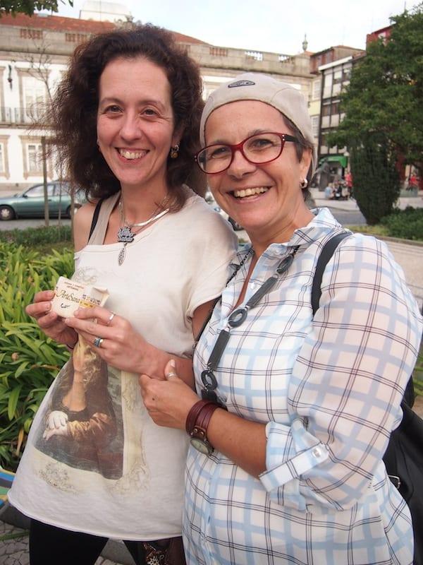 Rita Branco & Susana Santos stellen sich vor!