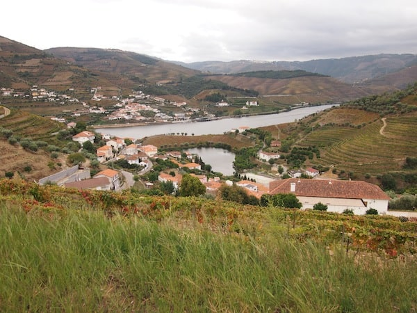 "High above the Douro river, the view upon the valley's many little ""Aldeias"" becomes even more enjoyable. ""Almost every house here is somehow connected to the wine"", Marco tells us with a wink."