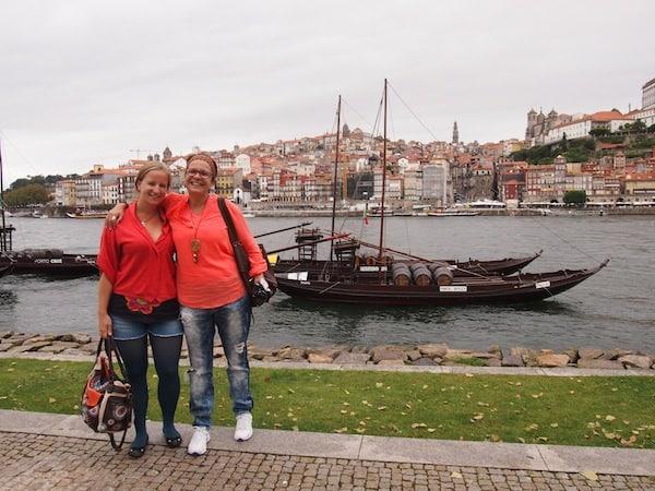 """""""O Porto Encanta"""" ... Rita & ich spüren gemeinsam dem Zauber der Stadt Porto nach und sind überglücklich ob unserer wechselseitigen Begeisterung für diese Stadt!"""