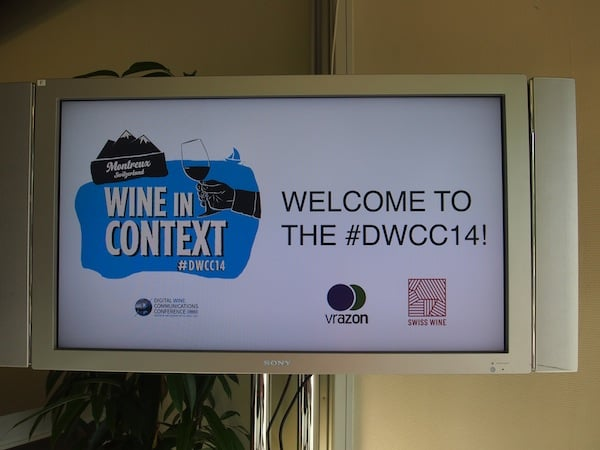 Finally, a warm Welcome to #DWCC14 at the Montreux Congress Centre!