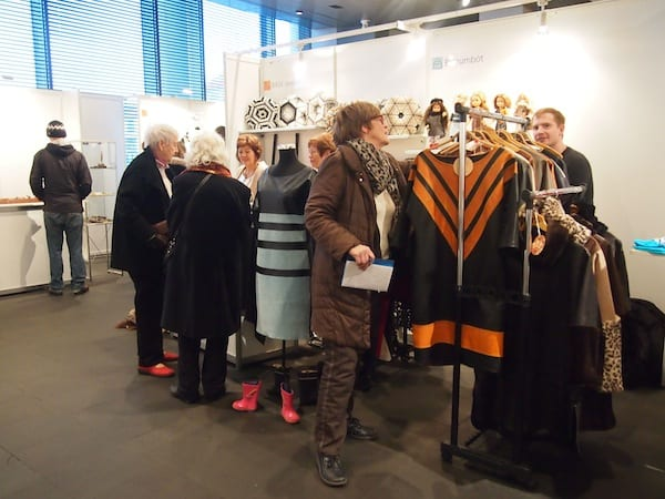 Back in the city centre, I have a look around the actual Crafts & Design Fair in downtown Reykjavik ...