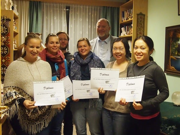 Thank you so much, dear Magnús & all our students, for listening, sharing & telling stories! We are now official Elf students complete with diplomas of the Elf School of Iceland - yay!