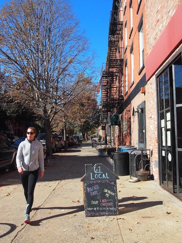 What a beautiful autumn day to explore Brooklyn! 61 Local …