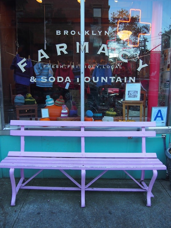 "Do visit ""The Farmacy"" of a different kind here in Brooklyn and be prepared to learn all about, and become intrigued by, America's soda fountain movement …!"