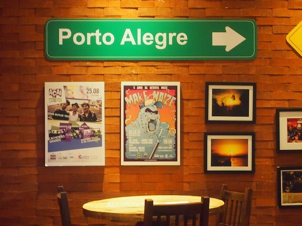 Brazil, I like you: Visit Porto Alegre!