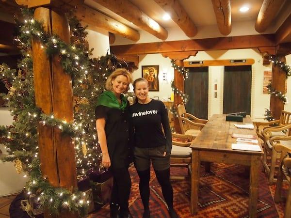 Die Wärme ist hier übrigens auch von Seiten des Teams an allen Ecken & Enden zu spüren: Danke, liebe Sophie, für den tollen Empfang hier im Hotel Santa Fe!