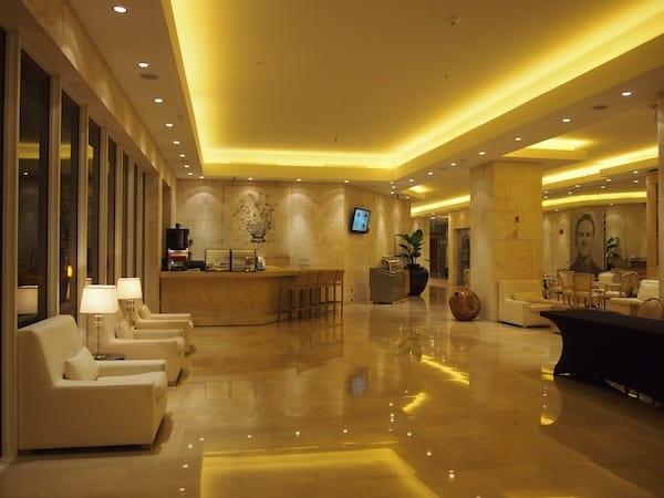 Wie dem auch sei. Ich gebe mich dem Luxus meiner Ankunft in diesem schönen Hotel gänzlich hin ...