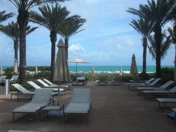 Vom Grand Beach Hotel Surfside geht es direkt an den Strand. Einfach. Wunderschön. Hier.!