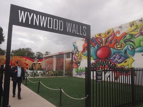 """Auf geht's zur Tour durch die Wynwood Walls von Miami's hippen """"Art District"""" ..."""