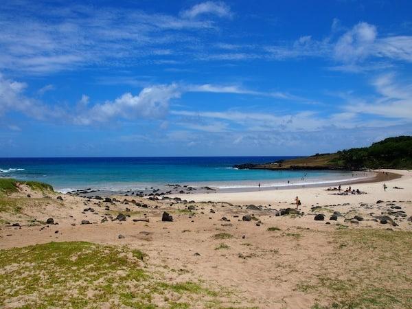 ... gestärkt geht es weiter zum Schnorcheln an den Strand: Seesterne & Meeresschildkröten, ich komme!