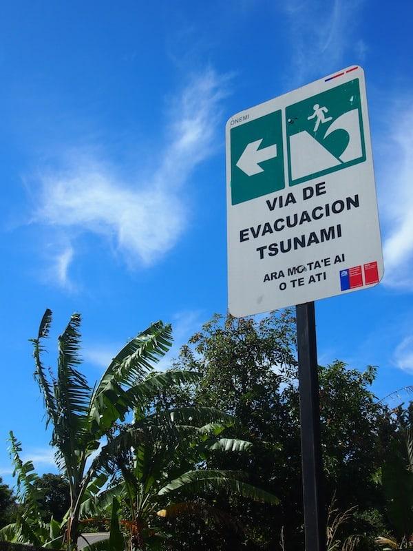 ... stehen in Kontrast zu dem, was hier passiert ist und passieren könnte – wie etwa Tsunamis!