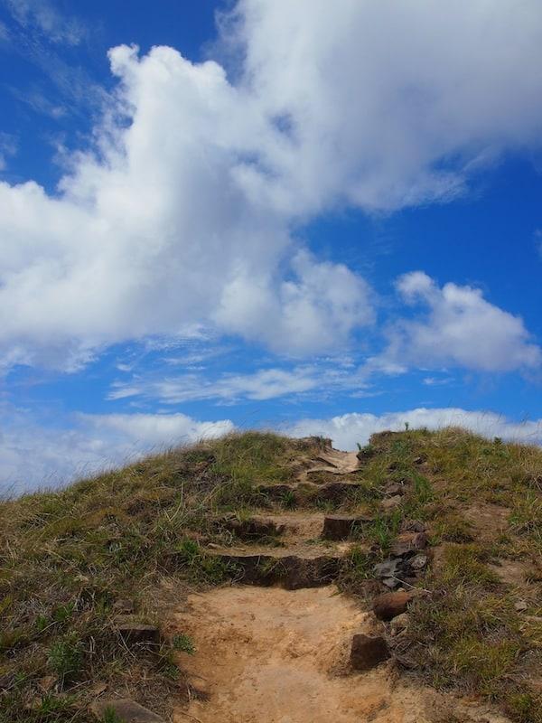 """... und werde dabei selbst nachdenklich: Wie gehen wir mit Gipfelstürmen um? Muss es tatsächlich immer höher, schneller, weiter sein? Was machen wir, wenn wir """"oben angekommen"""" sind?"""