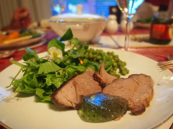 ... as we carry on with our delightful family Christmas time - and nice New Zealand food, that is!