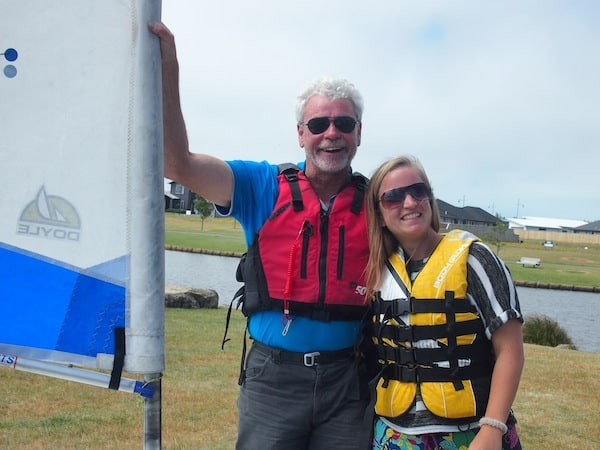 ... is home to Simon & Alison Rutherford's KORE - Kiwi Outdoor Resilience Education - Sailing Business ...